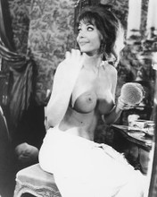 This is an image of 12460 Ingrid Pitt Photograph & Poster