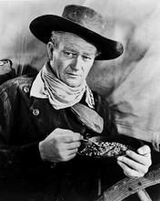 This is an image of 12498 John Wayne Photograph & Poster