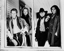 This is an image of 12504 Young Guns Photograph & Poster