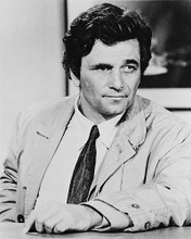 This is an image of 12681 Peter Falk Photograph & Poster
