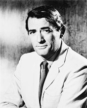 This is an image of 12730 Gregory Peck Photograph & Poster