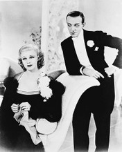 This is an image of 13155 Fred Astaire & Ginger Rogers Photograph & Poster