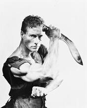 This is an image of 13542 Jean-Claude Van Damme Photograph & Poster