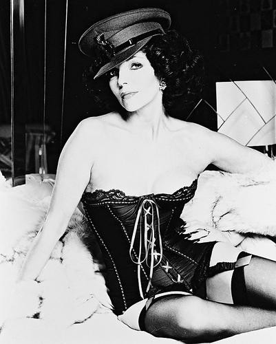This is an image of 14043 Joan Collins Photograph & Poster