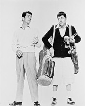 This is an image of 14128 Dean Martin & Jerry Lewis Photograph & Poster