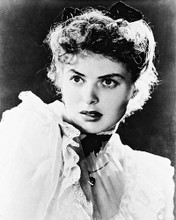 This is an image of 14524 Ingrid Bergman Photograph & Poster