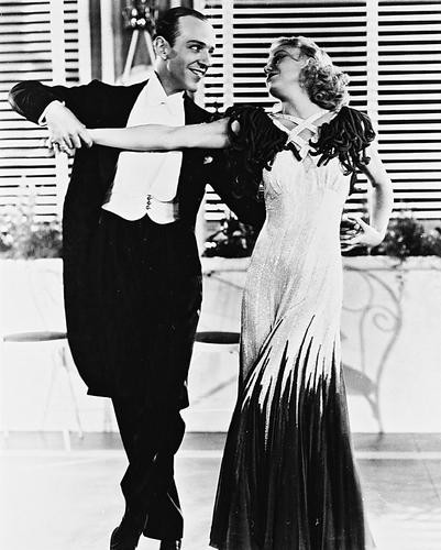 Fred Astaire and Ginger Rogers Great New Poster