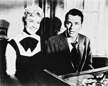 This is an image of 15092 Frank Sinatra & Doris Day Photograph & Poster