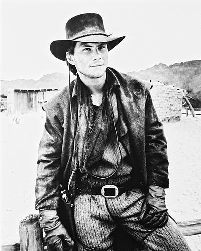 This is an image of 15247 Christian Slater Photograph & Poster