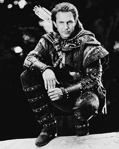 This is an image of 16049 Kevin Costner Photograph & Poster