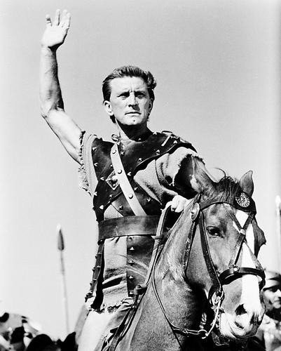 This is an image of 16059 Kirk Douglas Photograph & Poster