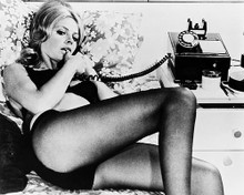 This is an image of 16062 Britt Ekland Photograph & Poster