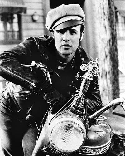 This is an image of 16720 Marlon Brando Photograph & Poster