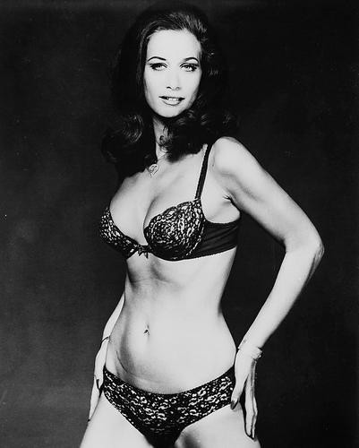 This is an image of 16768 Valerie Leon Photograph & Poster