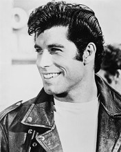 This is an image of 17084 John Travolta Photograph & Poster