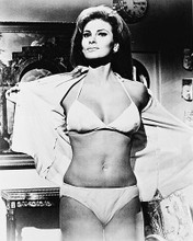This is an image of 17097 Raquel Welch Photograph & Poster