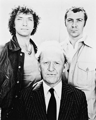 This is an image of 17251 The Professionals Photograph & Poster