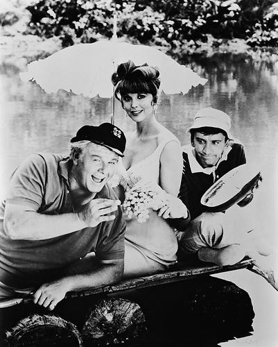 This is an image of 17579 Gilligan's Island Photograph & Poster