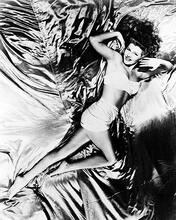 This is an image of 18063 Rita Hayworth Photograph & Poster