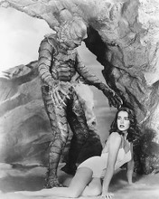This is an image of 18271 The Creature from the Black Lagoon Photograph & Poster