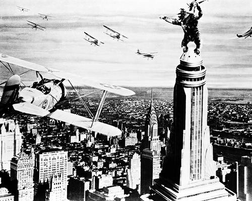 This is an image of 18670 King Kong Photograph & Poster