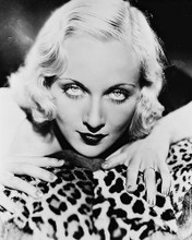 This is an image of 18679 Carole Lombard Photograph & Poster