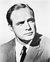This is an image of 18931 Marlon Brando Photograph & Poster
