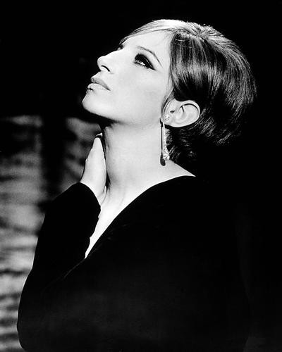 This is an image of 19064 Barbra Streisand Photograph & Poster