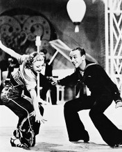 This is an image of 19085 Fred Astaire & Ginger Rogers Photograph & Poster