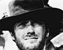 This is an image of 19130 Clint Eastwood Photograph & Poster
