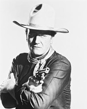 This is an image of 19234 John Wayne Photograph & Poster