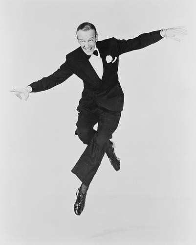 This is an image of 19248 Fred Astaire Photograph & Poster