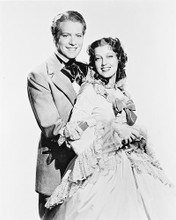 This is an image of 19293 Jeanette Macdonald & Nelson Eddy Photograph & Poster