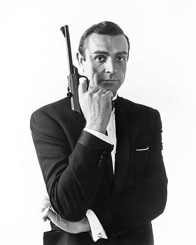 This is an image of 19605 Sean Connery Photograph & Poster