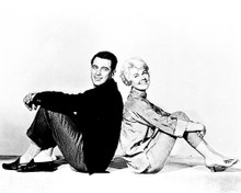 This is an image of 19819 Rock Hudson & Doris Day Photograph & Poster