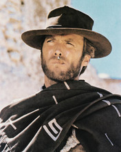 This is an image of 21984 Clint Eastwood Photograph & Poster