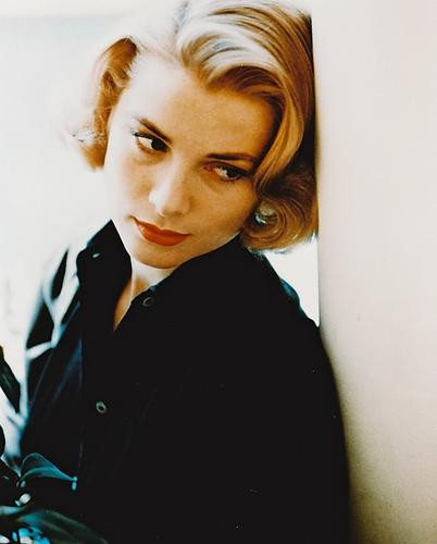 This is an image of 22594 Grace Kelly Photograph & Poster