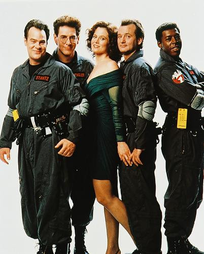 This is an image of 23101 Ghostbusters Ii Photograph & Poster