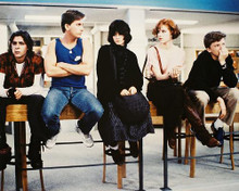 This is an image of 24260 The Breakfast Club Photograph & Poster