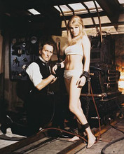 This is an image of 24802 Peter Cushing Photograph & Poster