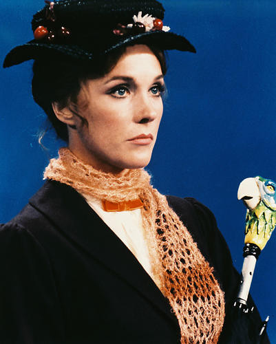 This is an image of 25029 Julie Andrews Photograph & Poster