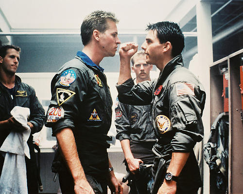 This is an image of 25054 Top Gun Photograph & Poster