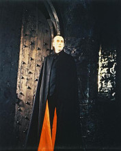 This is an image of 25318 Christopher Lee Photograph & Poster
