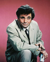 This is an image of 25593 Peter Falk Photograph & Poster