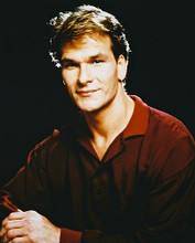 This is an image of 25687 Patrick Swayze Photograph & Poster