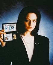 This is an image of 26076 Jodie Foster Photograph & Poster