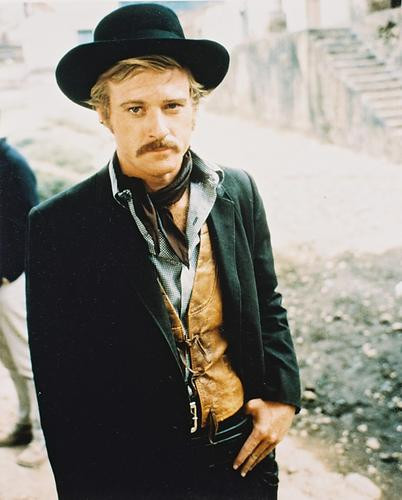 This is an image of 26278 Robert Redford Photograph & Poster