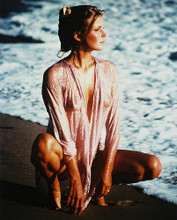 This is an image of 26365 Bo Derek Photograph & Poster