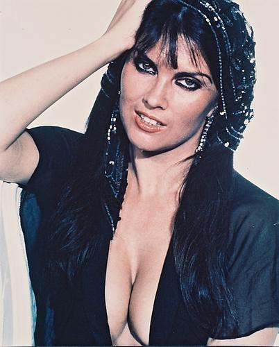 This is an image of 26670 Caroline Munro Photograph & Poster
