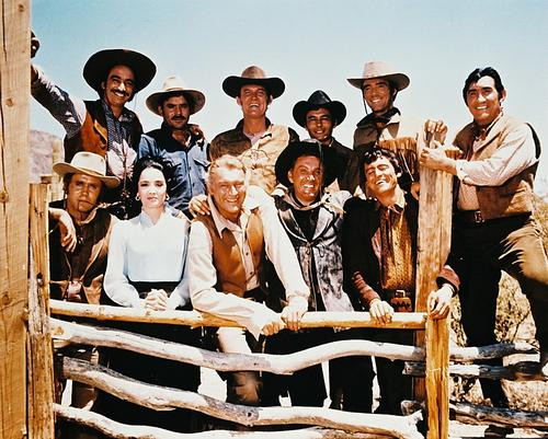 This is an image of 26941 The High Chaparral Photograph & Poster
